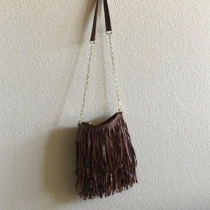 Steve Madden Fringe purse